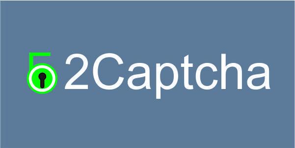 2captcha logo ▷ Como ganar Dinero Resolviendo Captcha |+2 Páginas GRATIS| Ganar dinero Gratis Tareas y Mini-trabajos