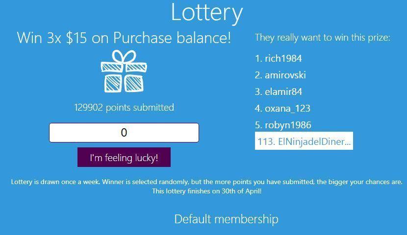 Loteria HeedYou