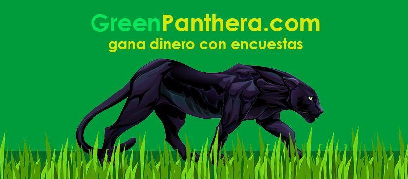 logo greenphantera Páginas Encuestas Mejor Pagadas - Colombia Encuestas