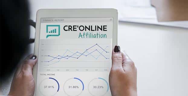 imagen Cre Online Affiliation Cre Online Affiliation-Gana 5€ por Invitado ¿Paga o Estafa? Marketing Afiliacion