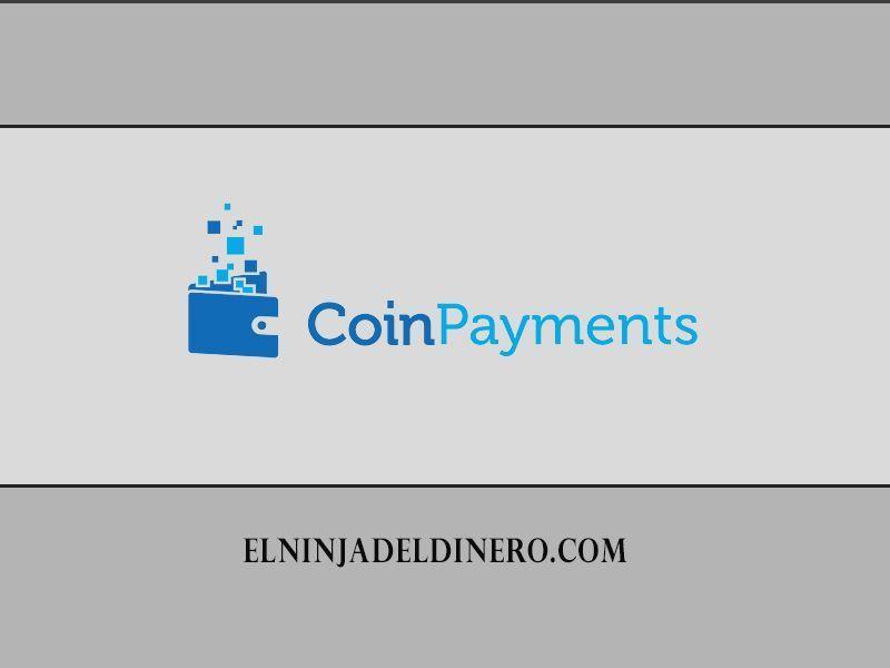 CoinPayments- Consigue 10$ en CPScoin ▷Tutorial Completo Español ◁