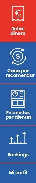menu survey likes ▷ SurveyLikes ✅ 10 Paneles en 1 Única web |2.5€ Gratis| Encuestas
