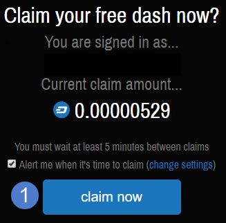 Como reclamar moon dash 1 MoonDash ▷ Gana Dash Gratis Pulsando un Botón | Faucet | Ganar Criptomonedas Gratis