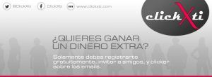 Clickxti ⇨ Gana Dinero Leyendo Mails ¿Como Funciona y Paga? ▷2021◁