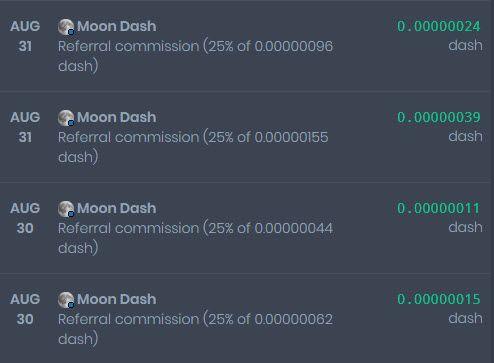 moondash paga MoonDash ▷ Gana Dash Gratis Pulsando un Botón | Faucet | Ganar Criptomonedas Gratis