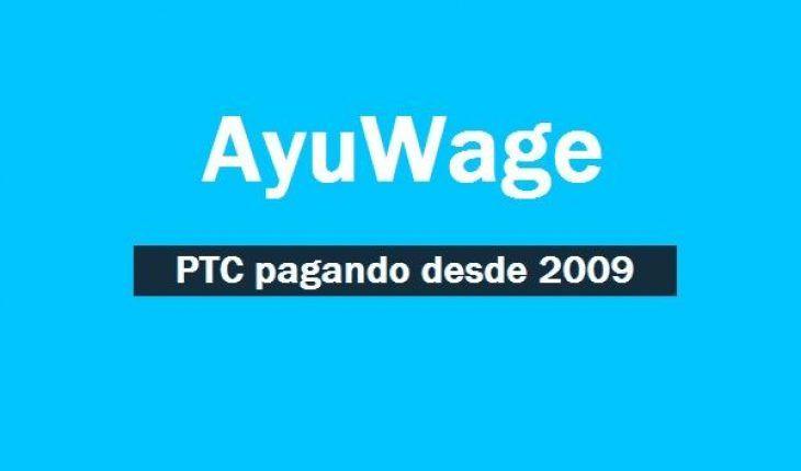 ▷ Ayuwage | Que es y como funciona | ¿Es Fiable?