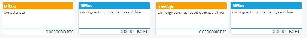 Ads Pagados DifBTC ▷ DifBTC   Que es y como Ganar Bitcoins con esta PTC   Ganar Criptomonedas Gratis