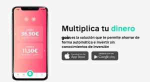 GOIN App ▷ Goin App | Ahorra de Manera Inteligente, Fácil y Gratis con está App | Ahorrar