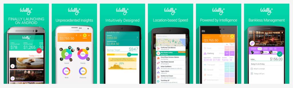wallly 8+1 Apps que Hacen que Disfrutes Ahorrando Ahorrar