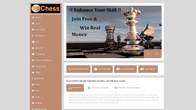 mbchress.com página de inicio