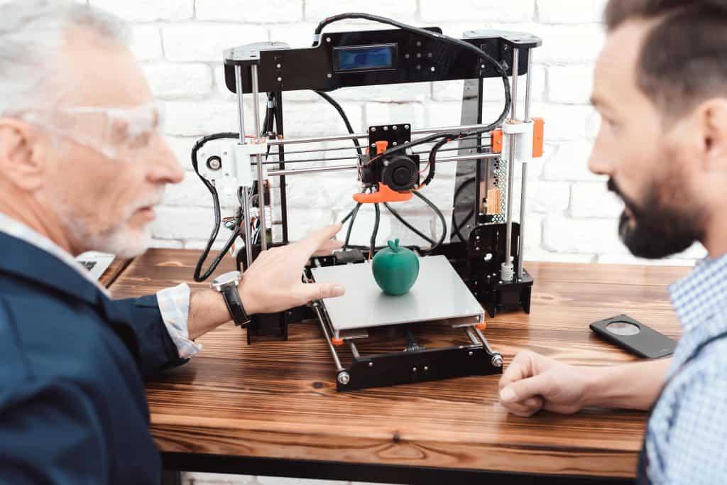 imprimiendo modelos 3d con una impresora 3d
