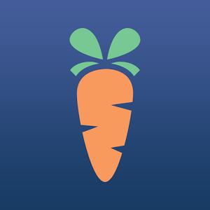 aplicación pasiva de recompensas de zanahoria