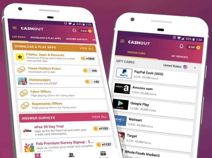 cashout app with paypal games that pay real money