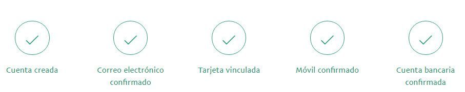 Cuenta PayPal Verificada