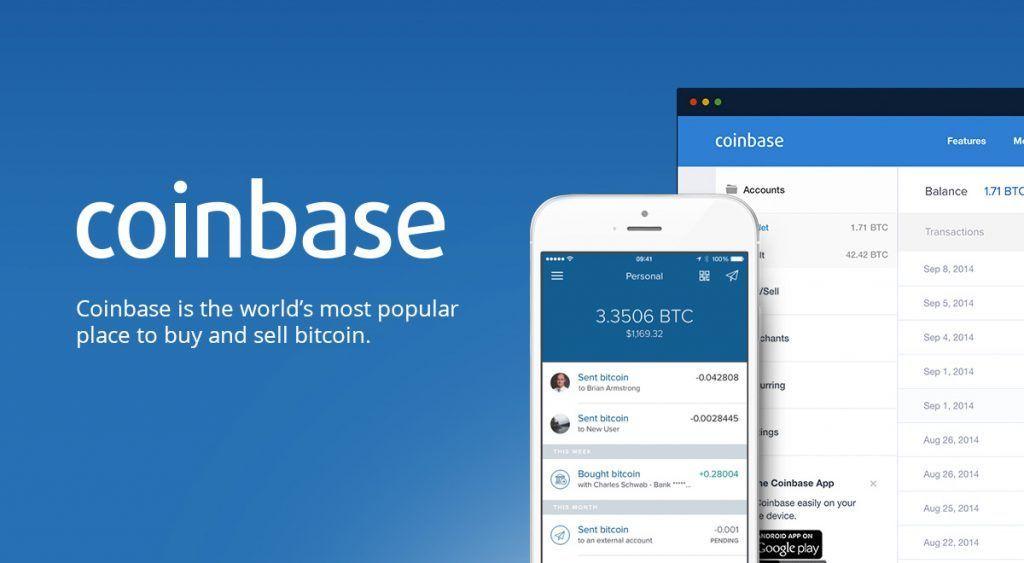 imagen destacada coinbase 1 ⇨ Donde Comprar e Invertir Bitcoin ▷ 2021◁ Criptomonedas